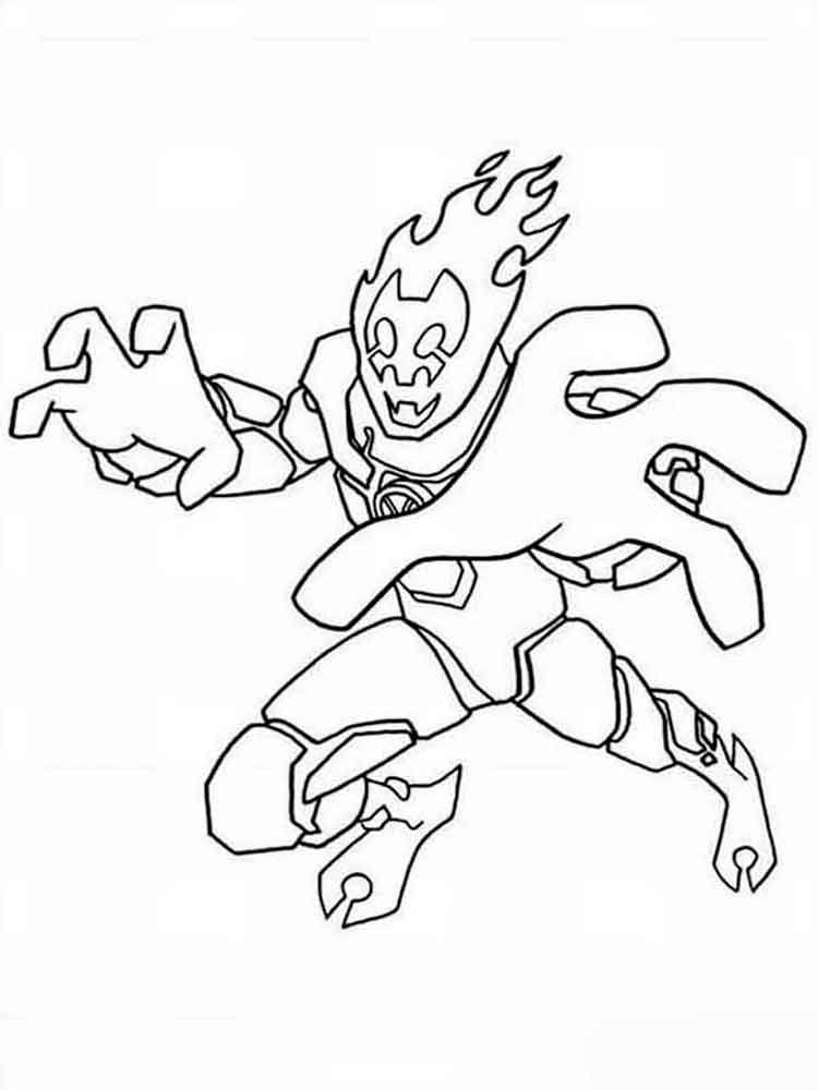 ben 10 for coloring ben 10 ultimate alien coloring pages at getcoloringscom ben coloring 10 for