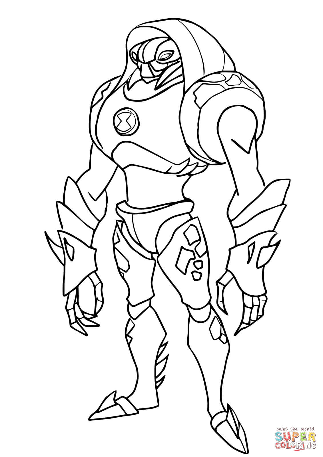 ben 10 for coloring printable coloring pages of ben 10 free to print for ben coloring 10 for