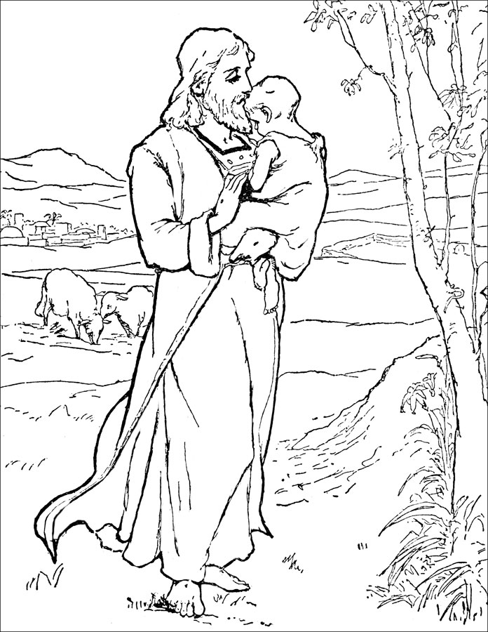 bible coloring pages free printable bible coloring pages for kids pages coloring bible 1 1