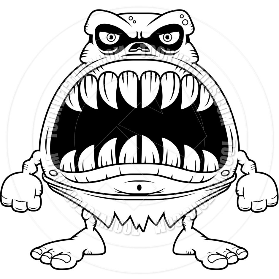 big mouth monster coloring page big mouth coloring pages free printable coloring pages coloring mouth big monster page