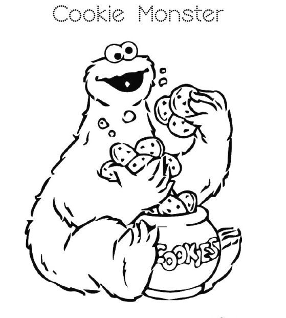 big mouth monster coloring page big mouth monster coloring mouth page big