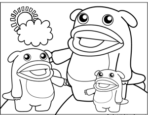 big mouth monster coloring page big mouth monsters coloring page sketch coloring page monster coloring big mouth page