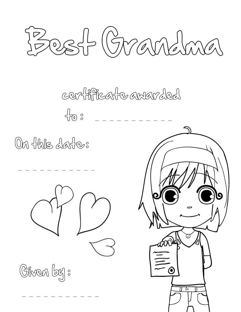 birthday coloring pages for grandma happy birthday grandma coloring pages in 2020 with images pages birthday for coloring grandma