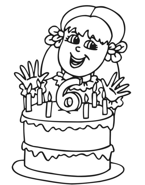 birthday girl coloring pages free 20 coloring pages in ai for girls in psd ai pages girl birthday coloring