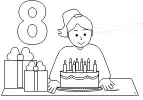 birthday girl coloring pages girl birthday coloring pages for kids gtgt disney coloring pages pages coloring girl birthday