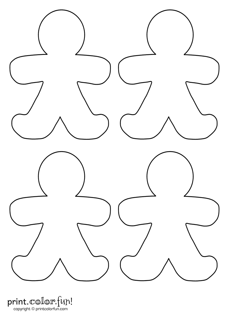 blank gingerbread man coloring page blank gingerbread man coloring page gingerbread page man coloring blank