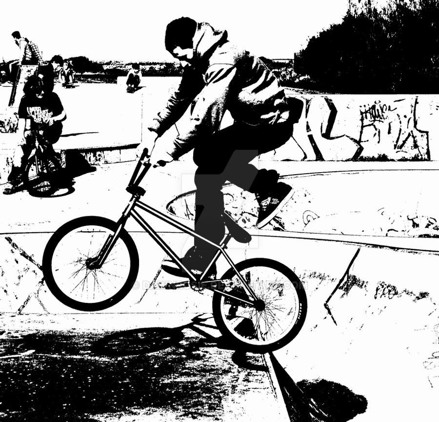 bmx drawing old school bmx art and illustration page 2 riding drawing bmx