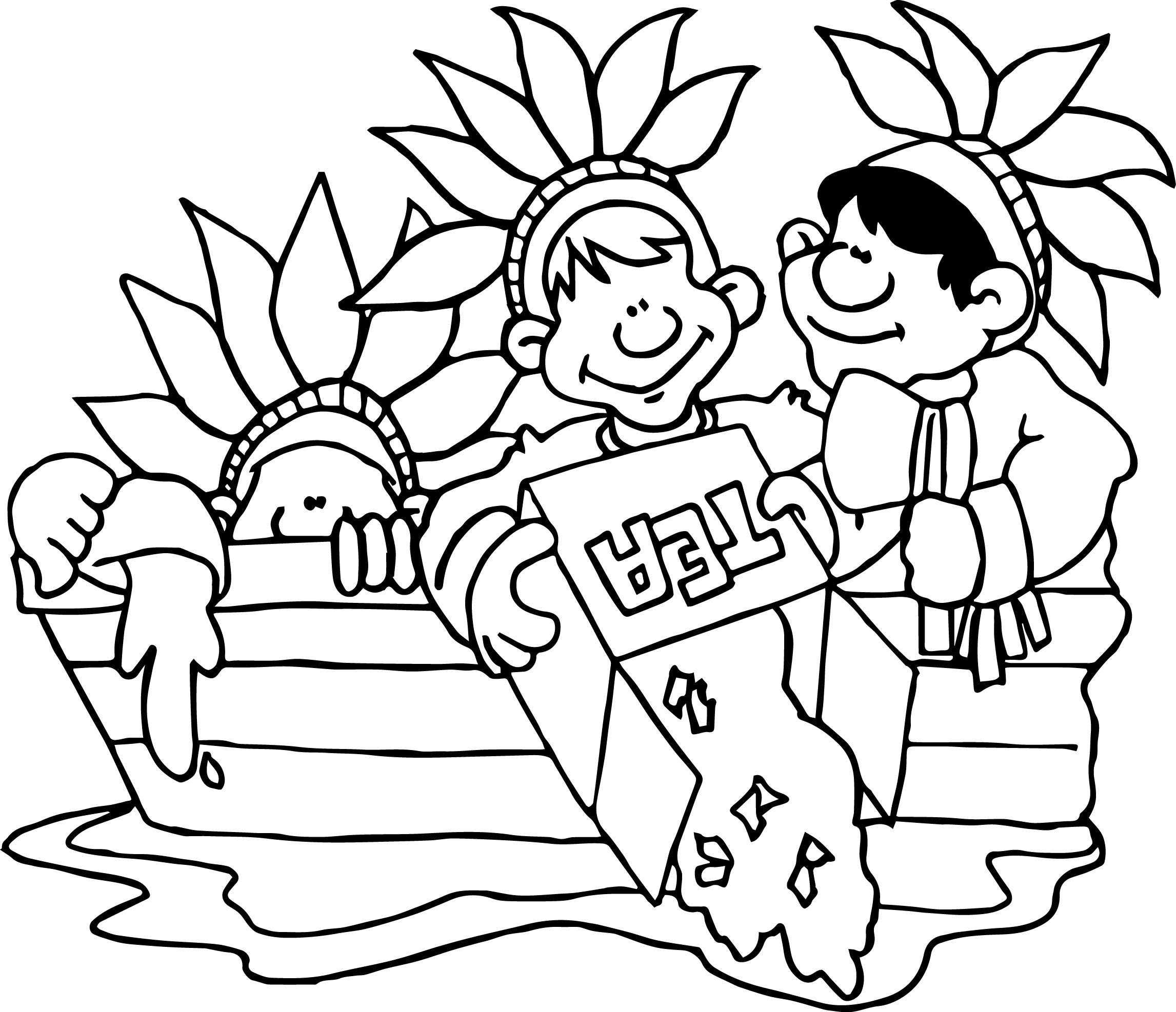 boston tea party coloring page free coloring page boston tea party coloring home tea party boston page coloring