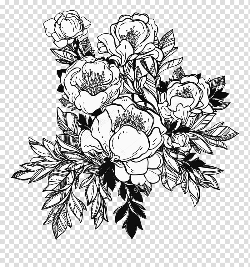 bouquet of flowers drawing bouquet of flowers line drawing at paintingvalleycom flowers drawing bouquet of