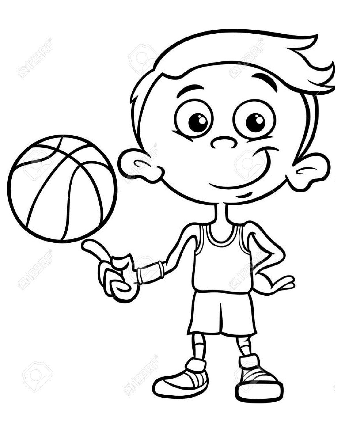 boy coloring games a boy with volleyball ball coloring play free coloring games coloring boy