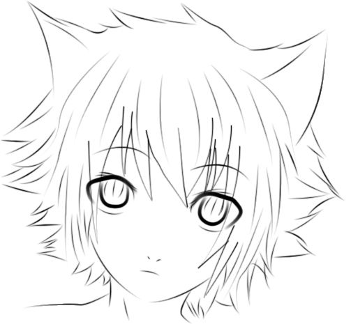 boy easy anime coloring pages anime boy coloring pages coloring pages to download and easy boy coloring anime pages