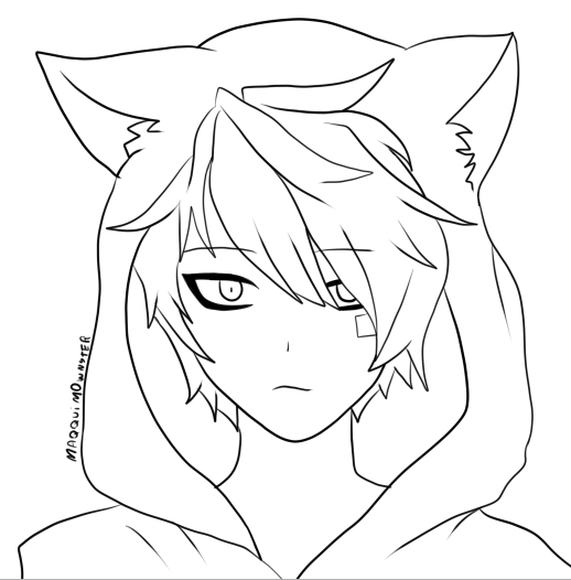boy easy anime coloring pages anime boy coloring pages coloring pages to download and pages boy easy anime coloring
