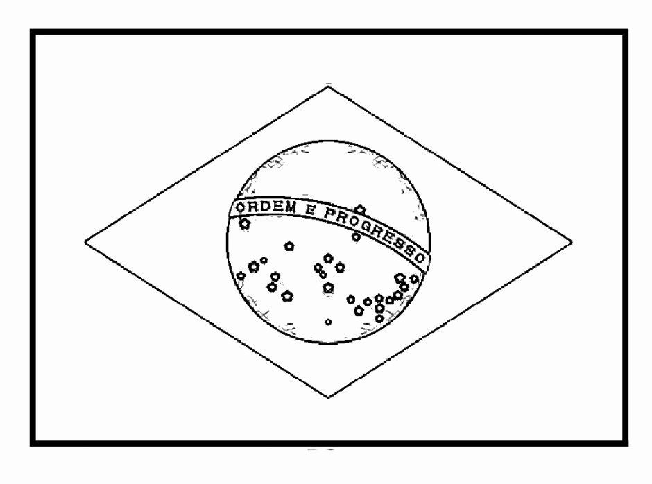 brazil flag to color brazil flag coloring page lovely printable brazil flag brazil color to flag