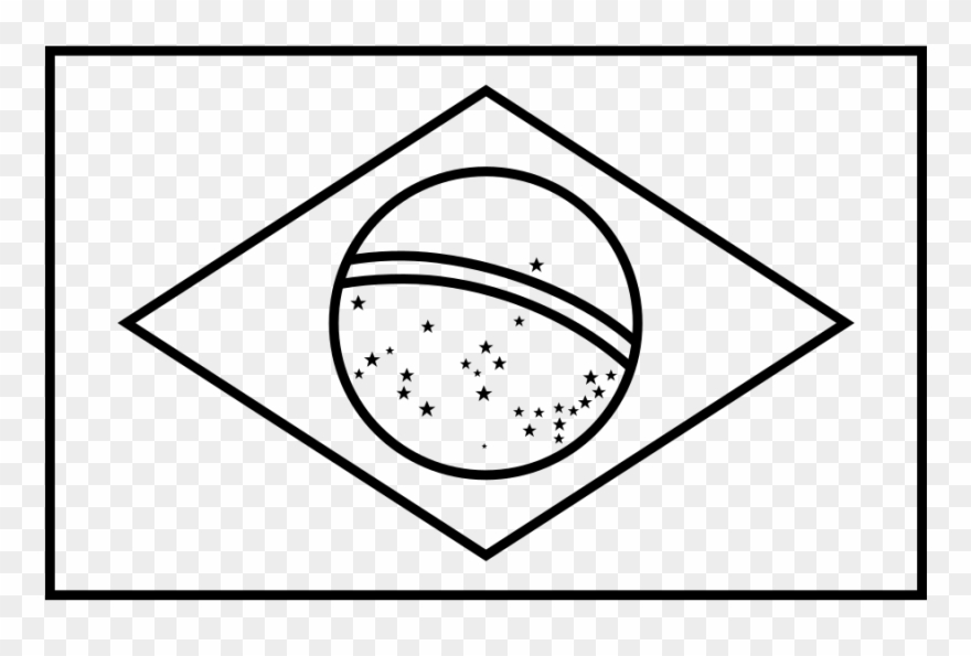 brazil flag to color flag of brazil world cup 2018 coloring page free flag brazil color to