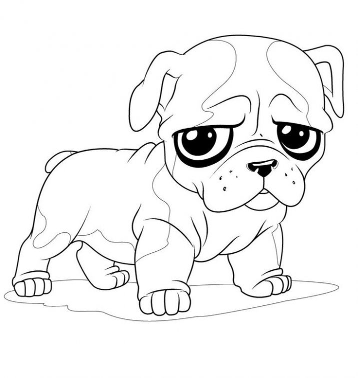 bulldogs coloring pages french bulldog puppy coloring page for kids animal bulldogs coloring pages