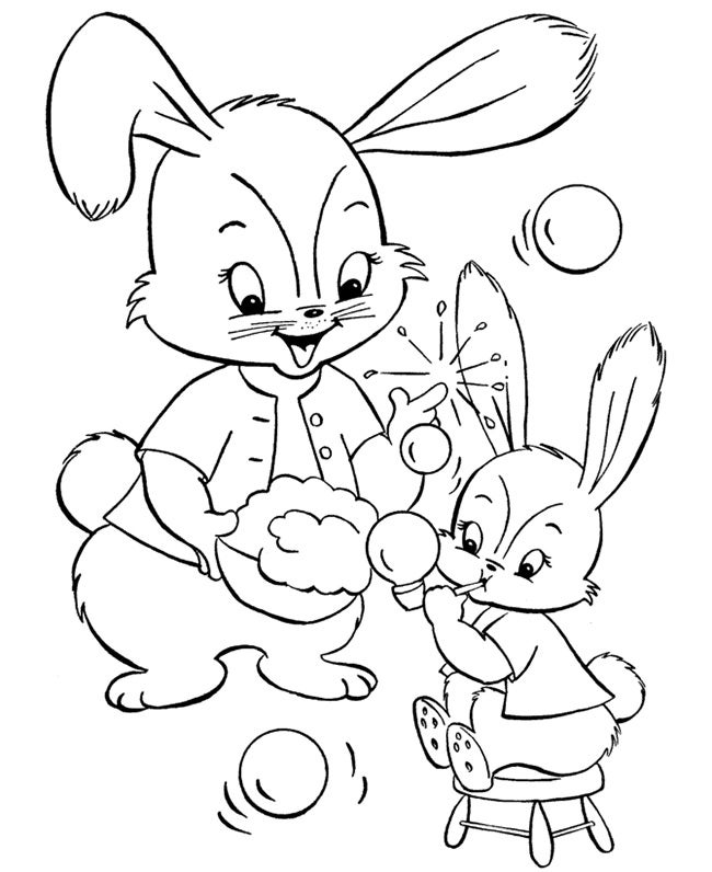 bunny printable 60 rabbit shape templates and crafts colouring pages bunny printable 1 2