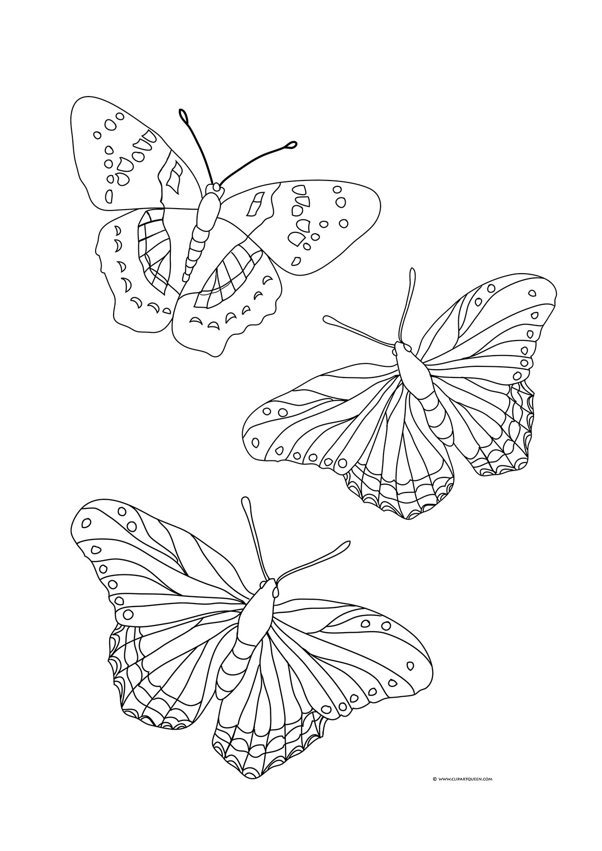 butterfly coloring book page butterflies coloring pages coloring pages to print book butterfly page coloring