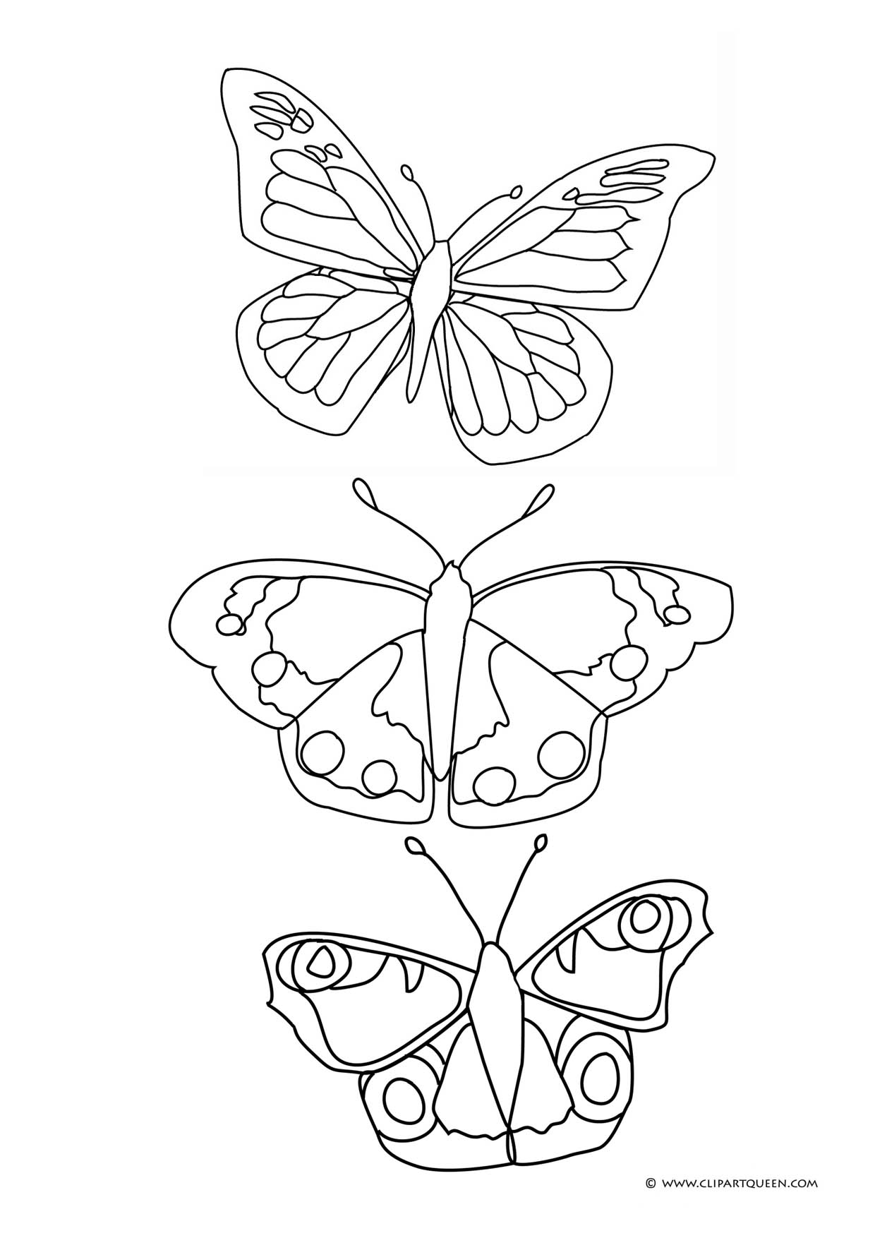 butterfly coloring book page printable butterfly coloring pages for kids cool2bkids butterfly coloring book page