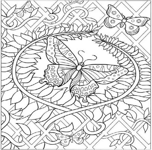 butterfly mosaic coloring page 182 best line drawings butterfliesinsects images on coloring butterfly page mosaic