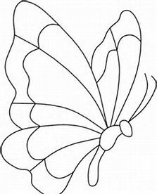 butterfly mosaic coloring page 28 butterfly templates printable crafts colouring page mosaic coloring butterfly