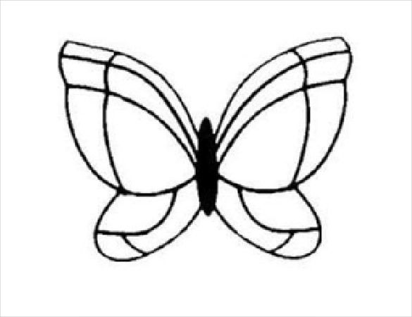 butterfly mosaic coloring page butterflies stained glass coloring book deluxe edition page coloring butterfly mosaic