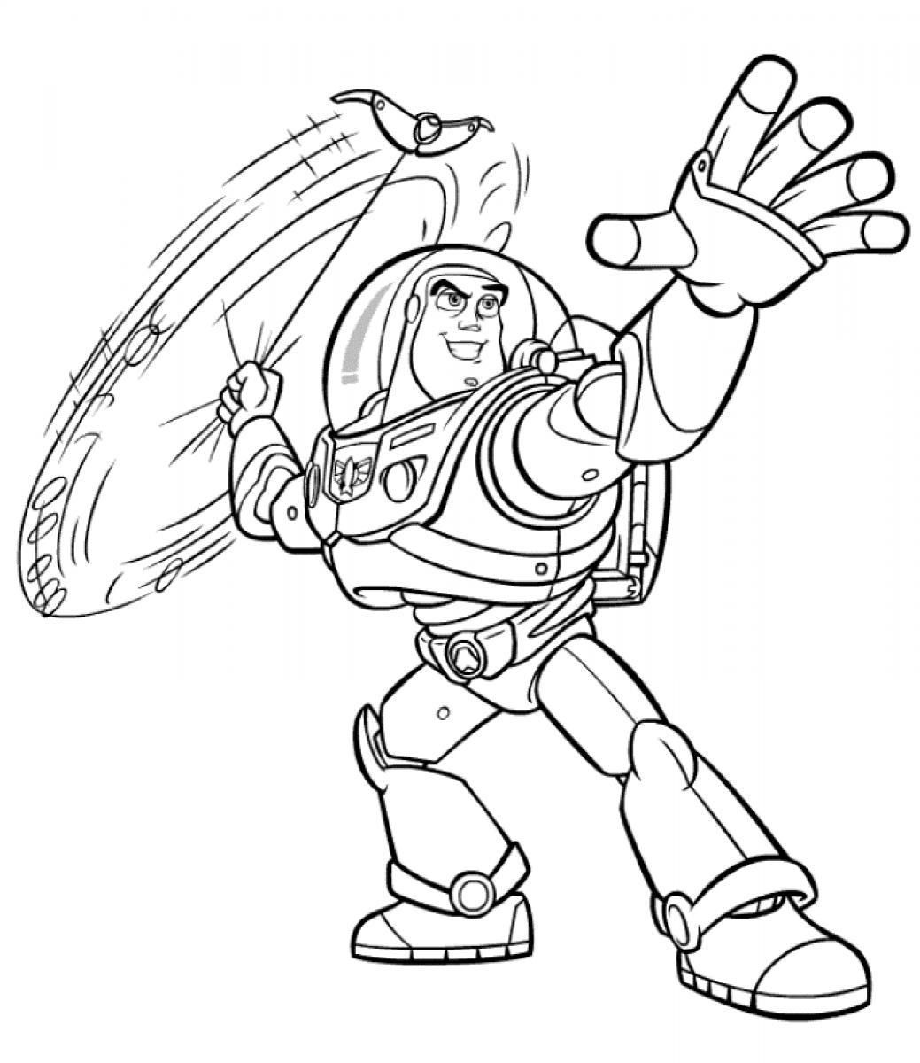 buzz lightyear for coloring free printable buzz lightyear coloring pages for kids buzz for lightyear coloring 1 1