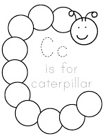 c is for caterpillar coloring page c for caterpillar is for coloring page c caterpillar