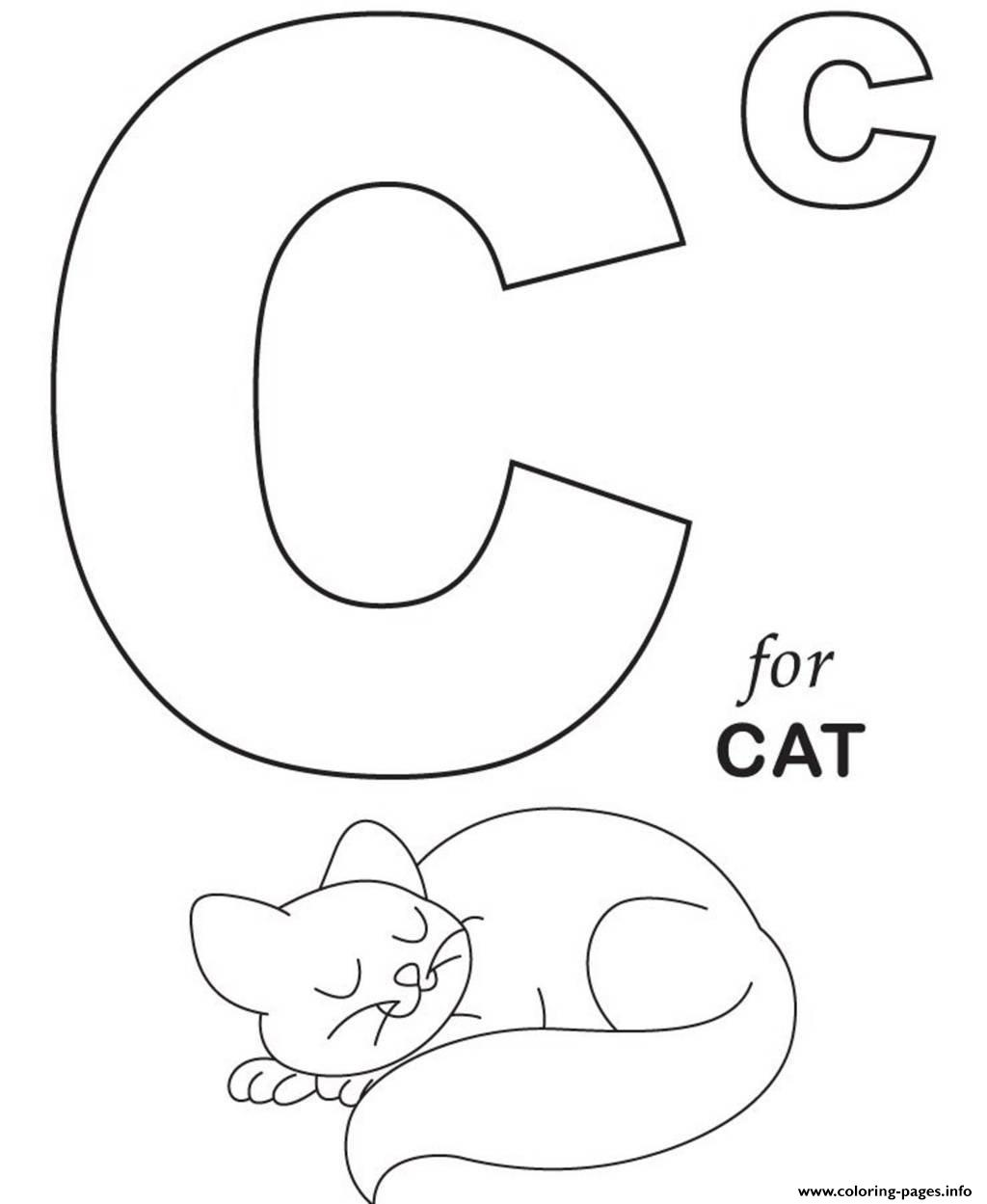 c is for caterpillar coloring page c is for cat coloring page free c is for cat coloring page is page coloring caterpillar c for