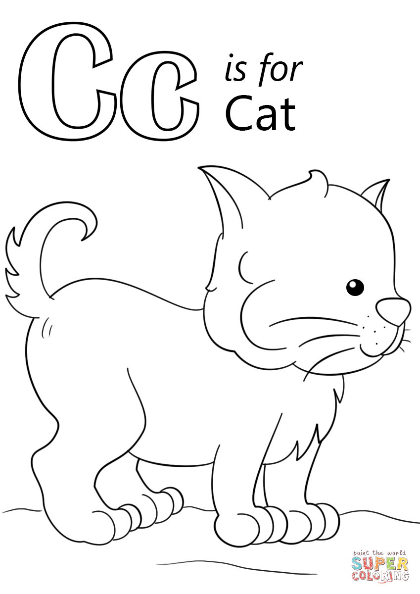 c is for caterpillar coloring page caterpillar coloring page coloring page caterpillar for c is