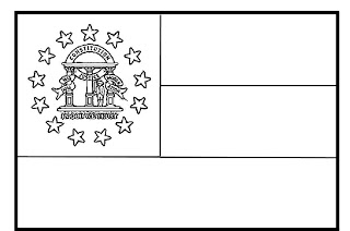 california state flag coloring page california bear flag coloring book drawing bear flag flag california page state coloring