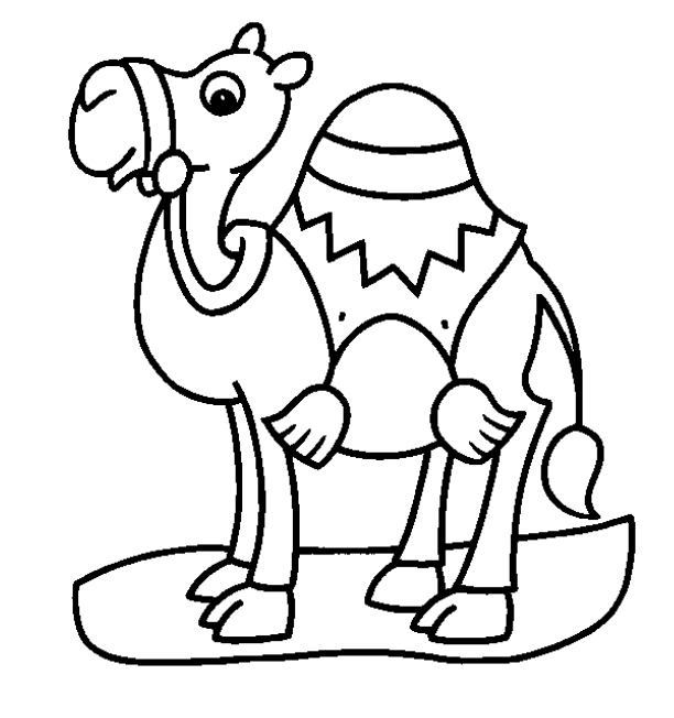 camels coloring pages camel pictures to print free download on clipartmag camels coloring pages