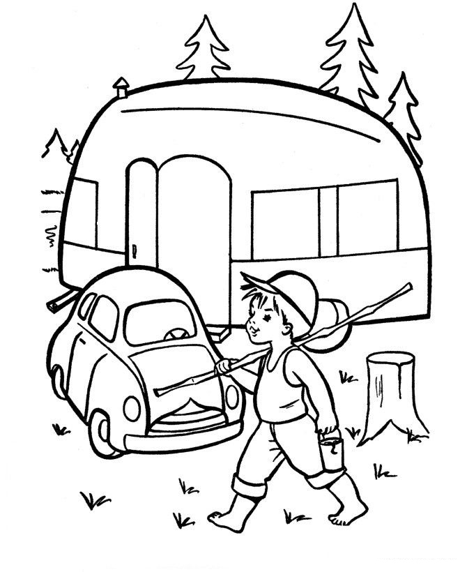 camping coloring pages for kids camping coloring pages best coloring pages for kids for kids camping coloring pages