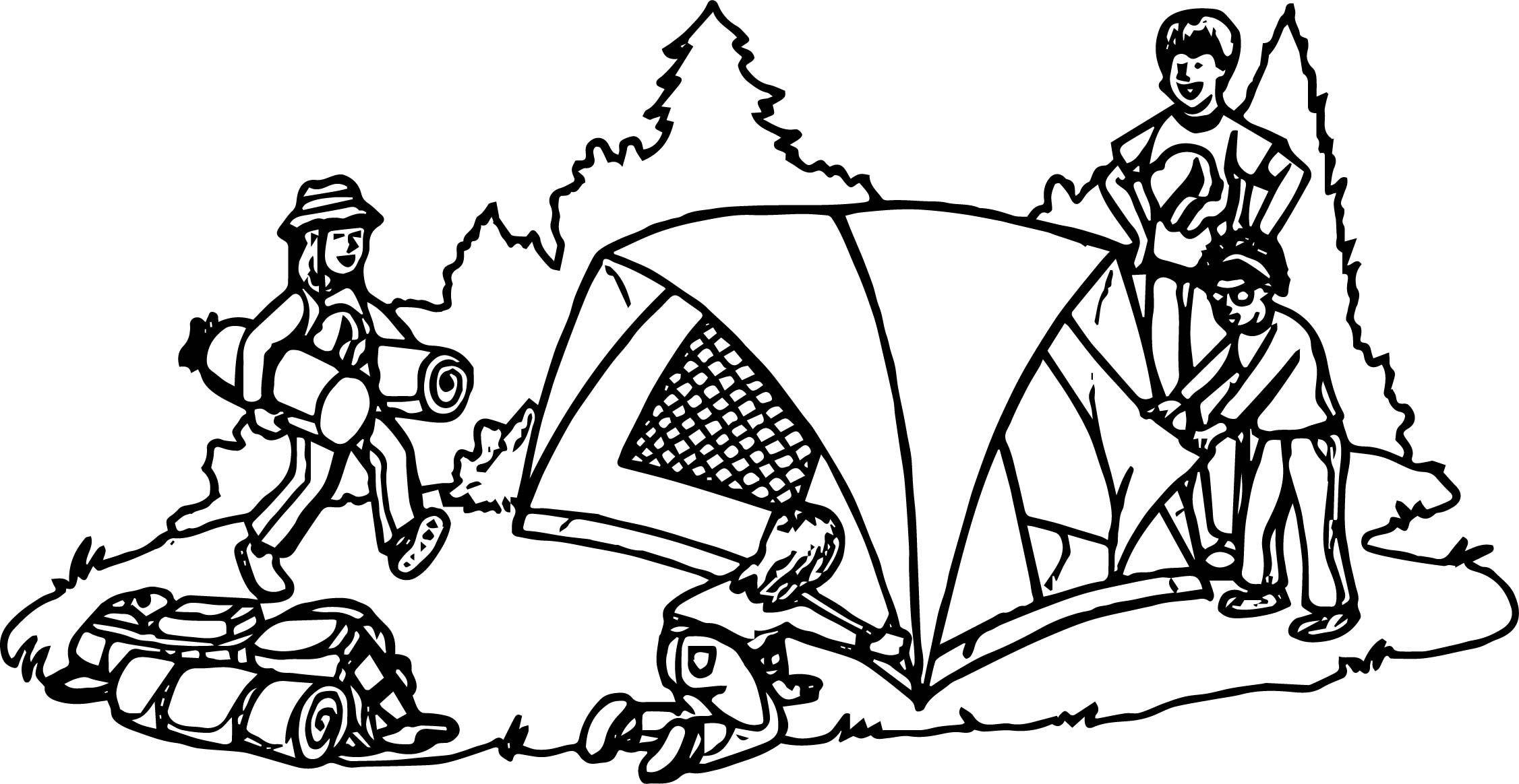 camping coloring pages for kids nice tent camping coloring page camping coloring pages kids camping for coloring pages
