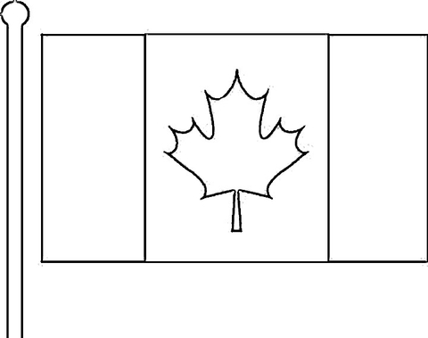 canadian flag coloring page 66 best free world flags coloring pages images on page coloring canadian flag