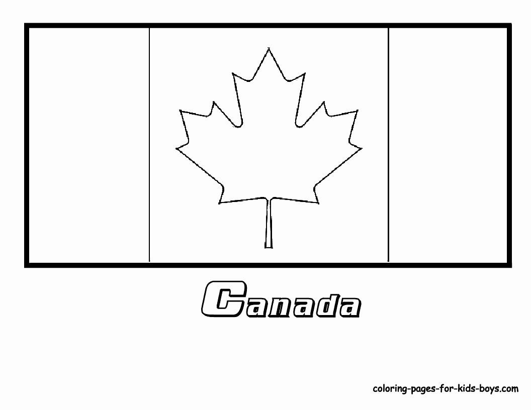 canadian flag coloring page canada flag coloring page fresh canada flag coloring book page coloring flag canadian