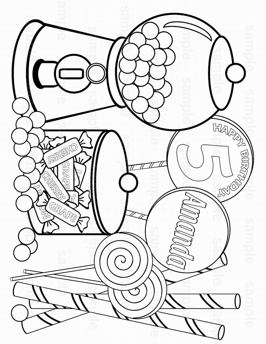 candy coloring book candy coloring pages free printable candy coloring pages book coloring candy