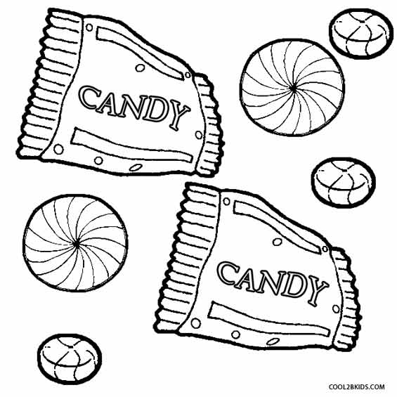 candy coloring book free printable candy coloring pages for kids coloring candy book
