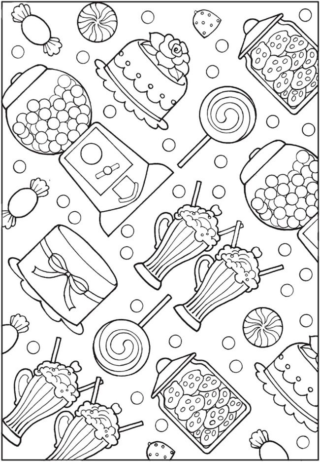 candy coloring book get this simple candy coloring pages to print for candy coloring book