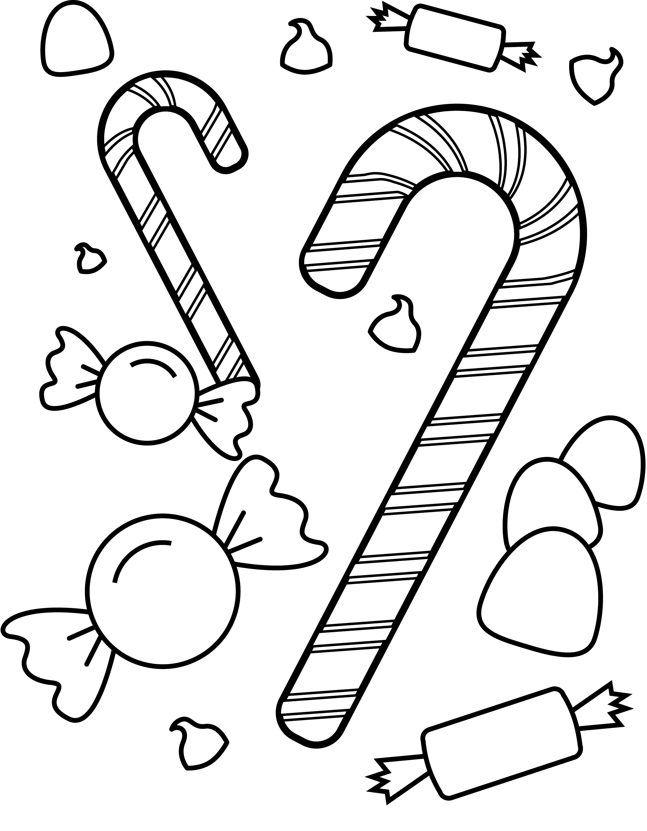 candy coloring book sweets and candy coloring pages coloring book candy