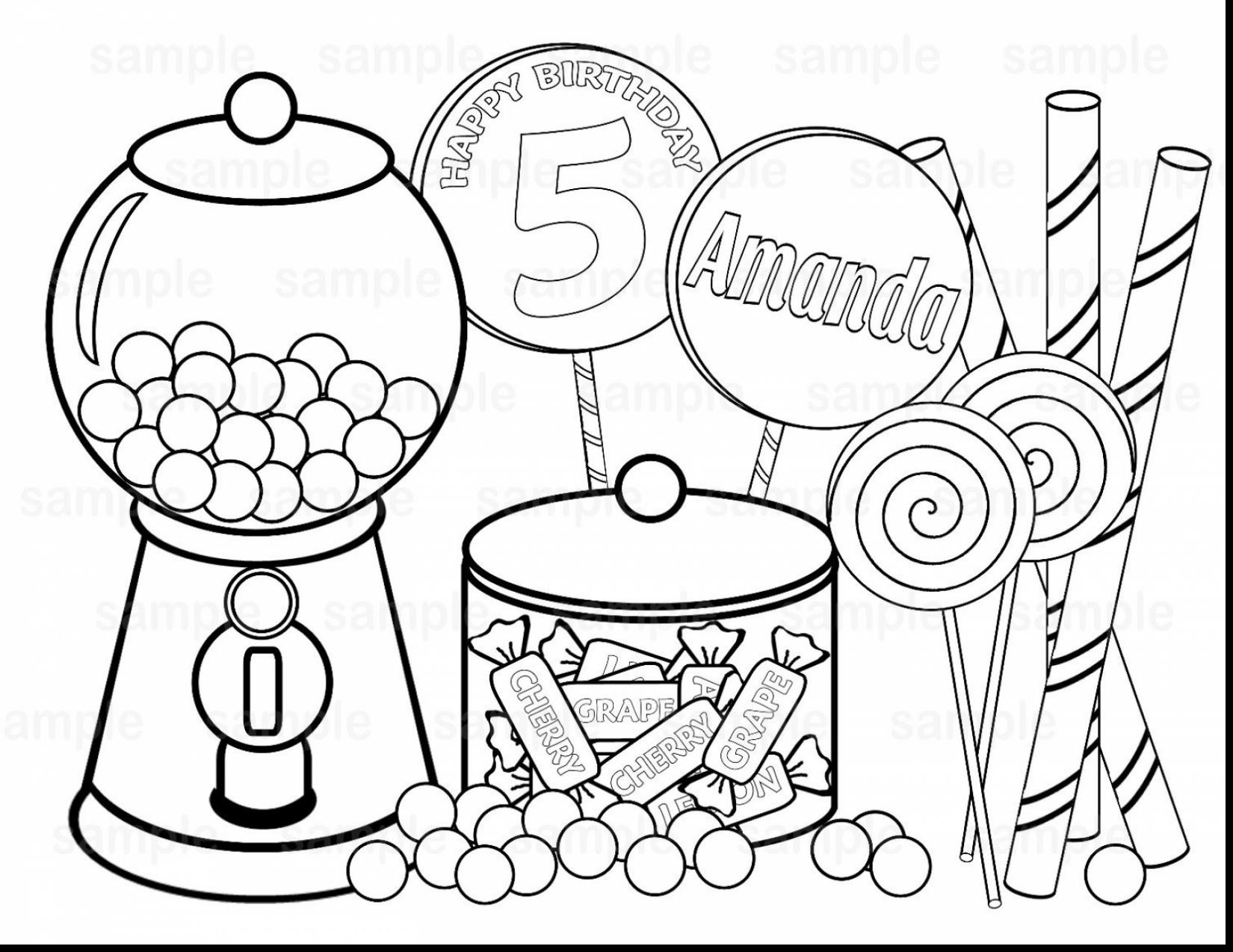 candy coloring book sweets free colouring pages book candy coloring