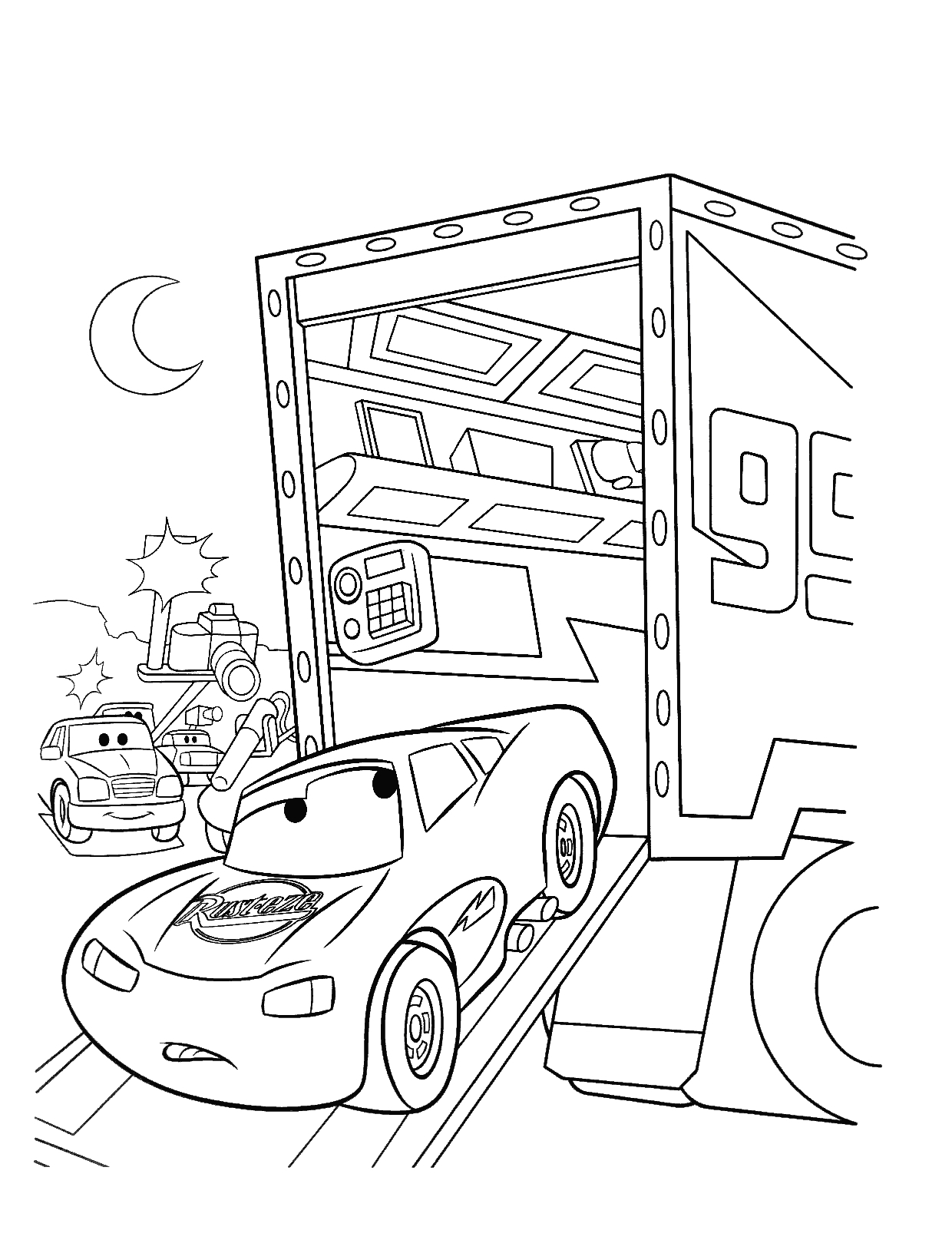 cars the movie coloring pages cars movie tow mater cars movie coloring page movie coloring the pages cars