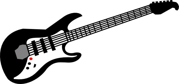 cartoon electric guitar acoustic guitar drawing free download on clipartmag electric guitar cartoon