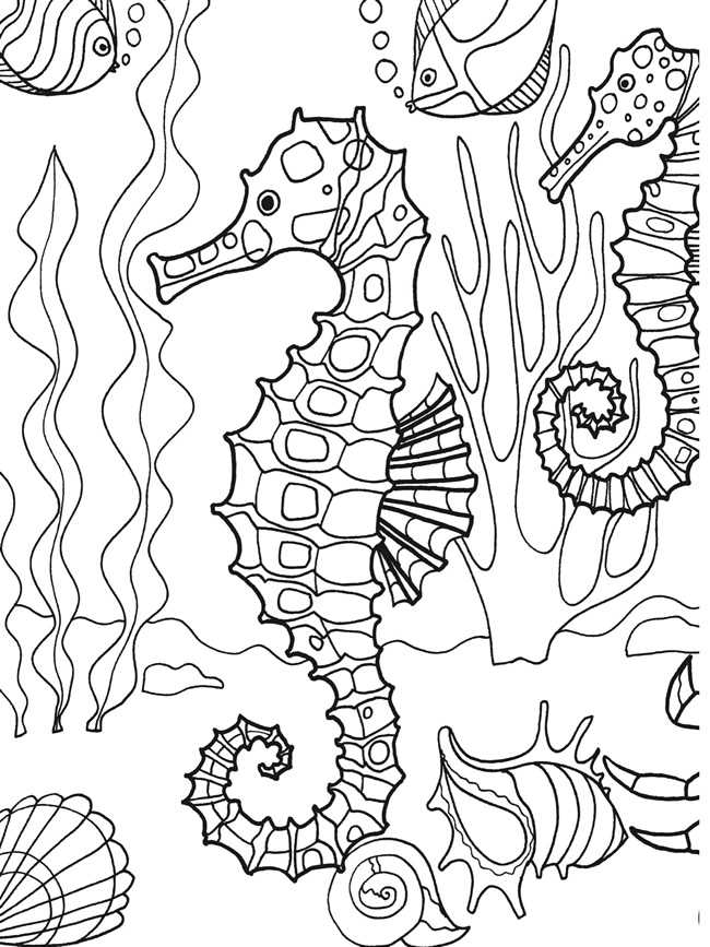 cartoon underwater coloring pages under the sea coloring pages to download and print for free coloring cartoon pages underwater