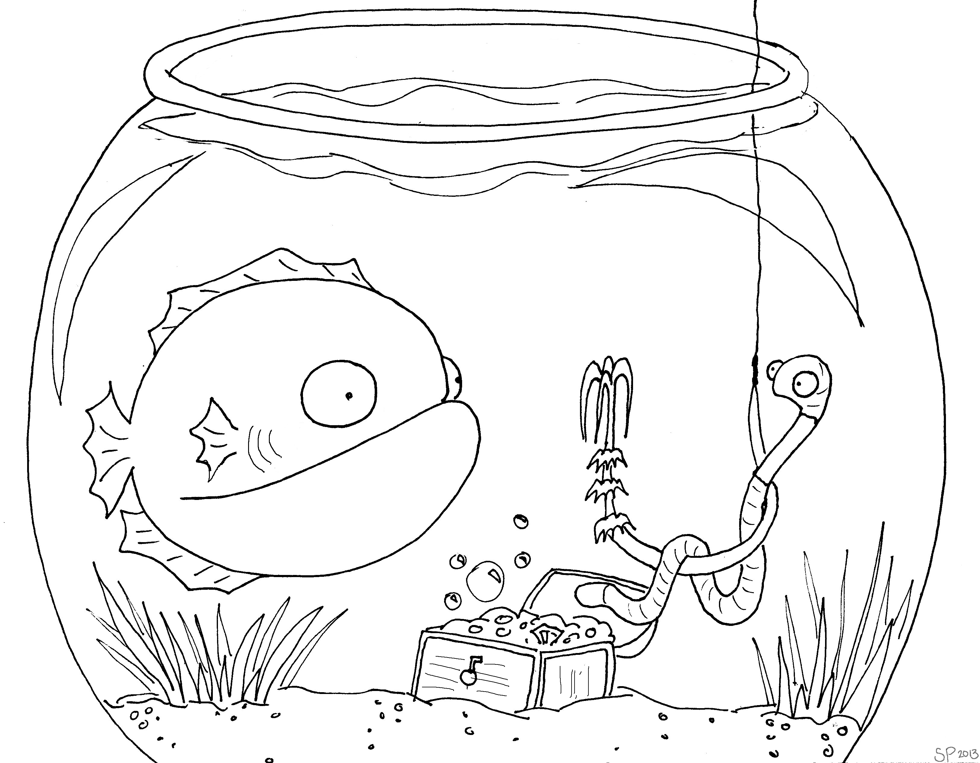 cartoon underwater coloring pages underwater life coloring page free printable coloring pages underwater cartoon coloring pages
