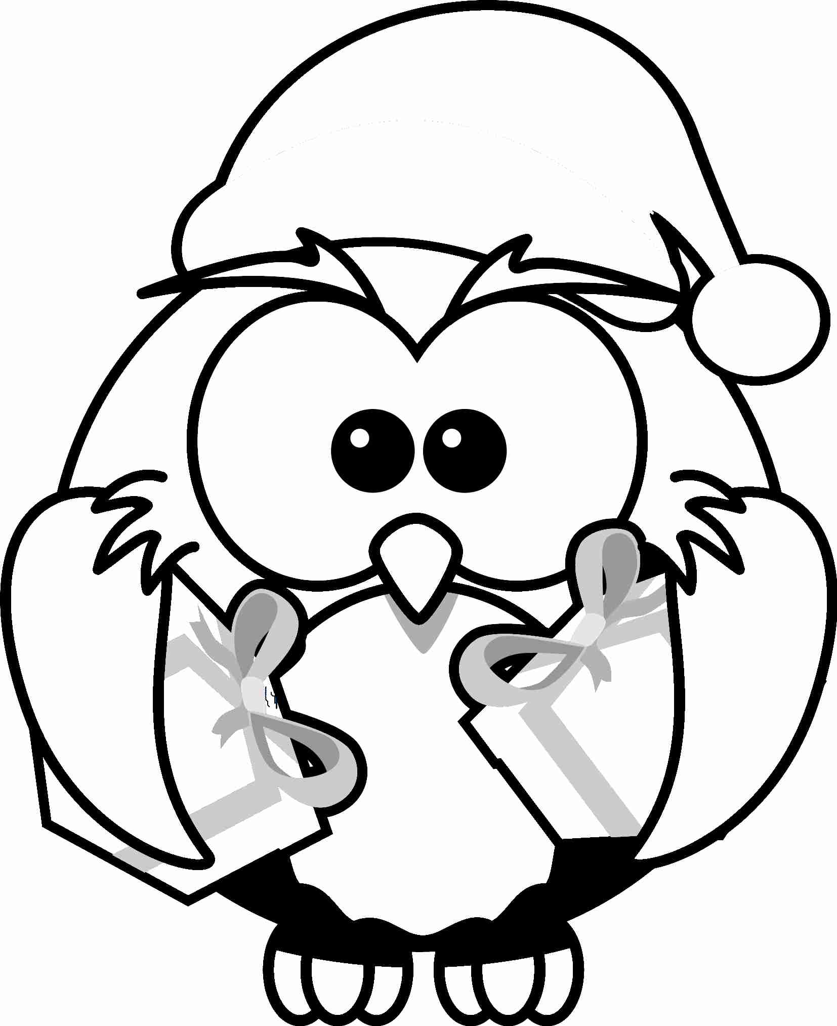 cat christmas coloring pages christmas penguin coloring pages printable coloring home coloring christmas pages cat
