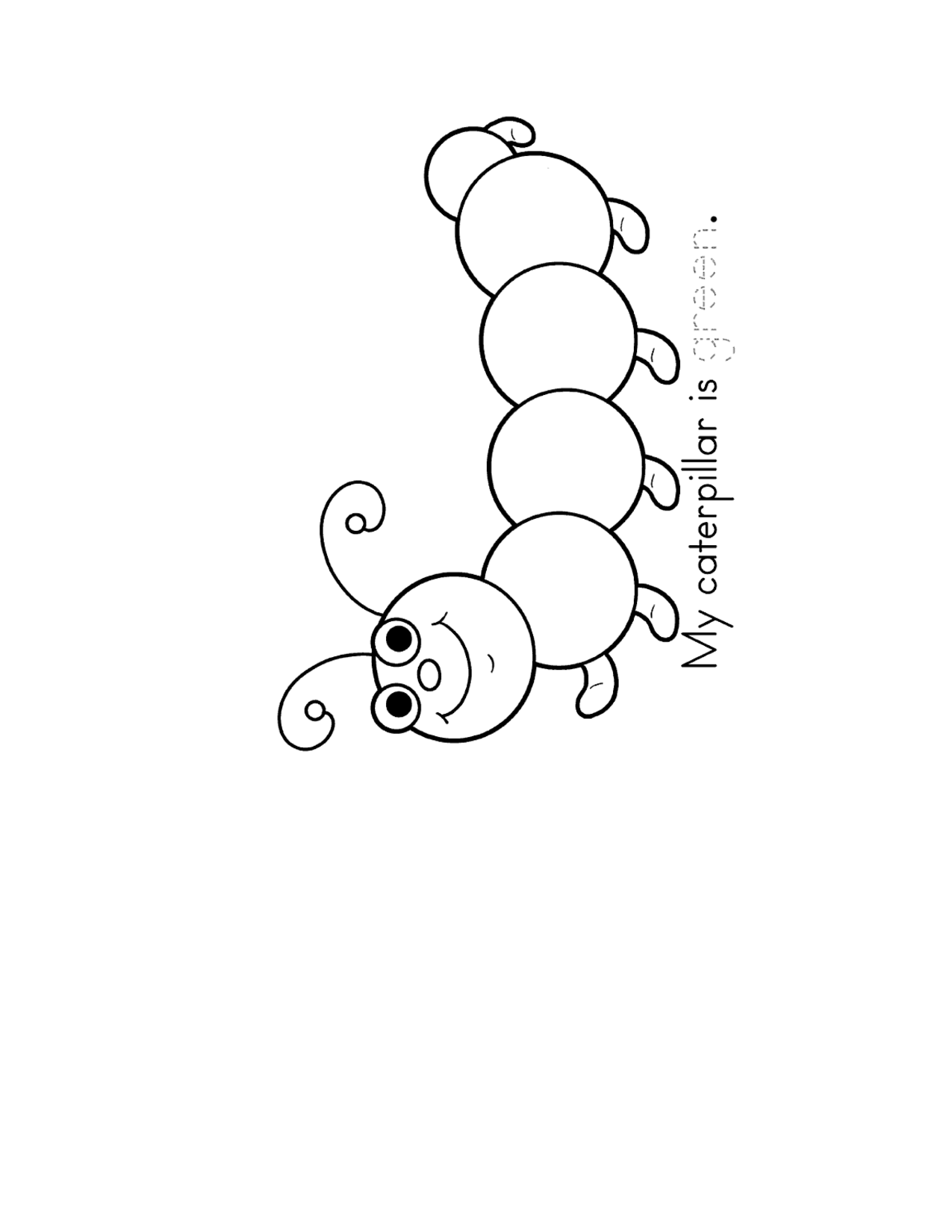 caterpillar for coloring caterpillar coloring pages to download and print for free coloring for caterpillar
