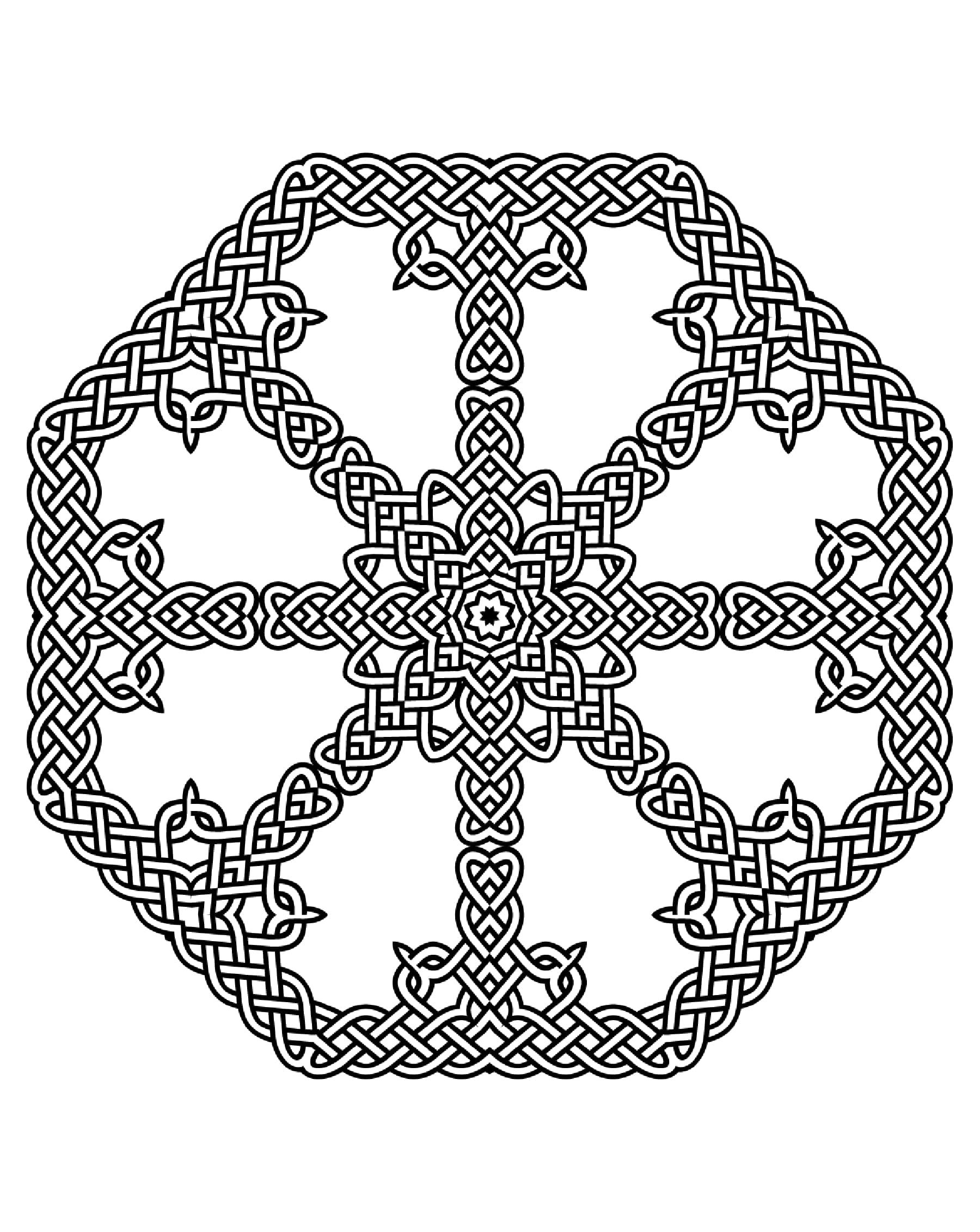 celtic coloring pages celtic knot coloring pages for adults free printable pages coloring celtic