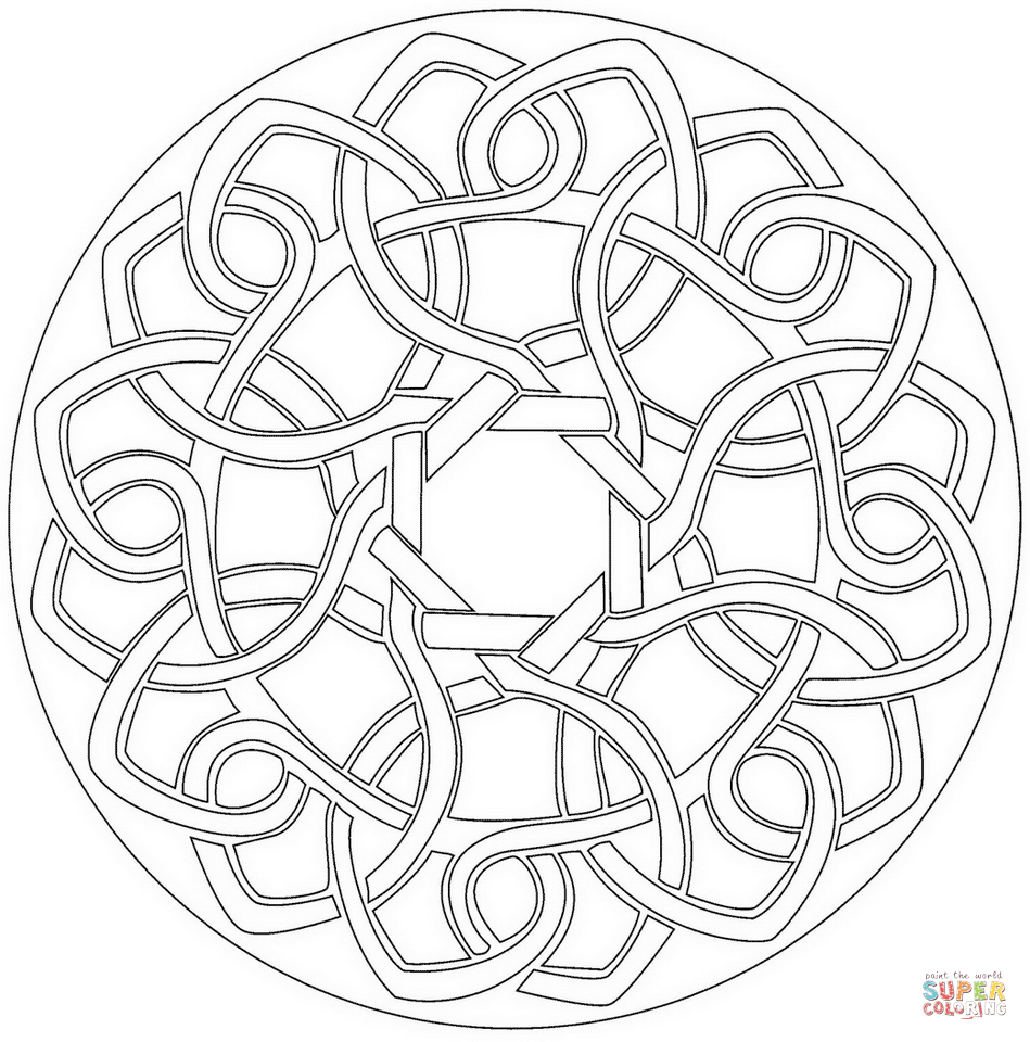 celtic mandala welcome to dover publications mandala coloring pages celtic mandala