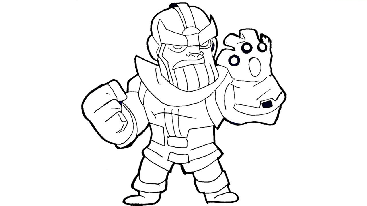chibi avengers coloring pages the norse god of lightning drawn in the chibi fusion style coloring avengers pages chibi