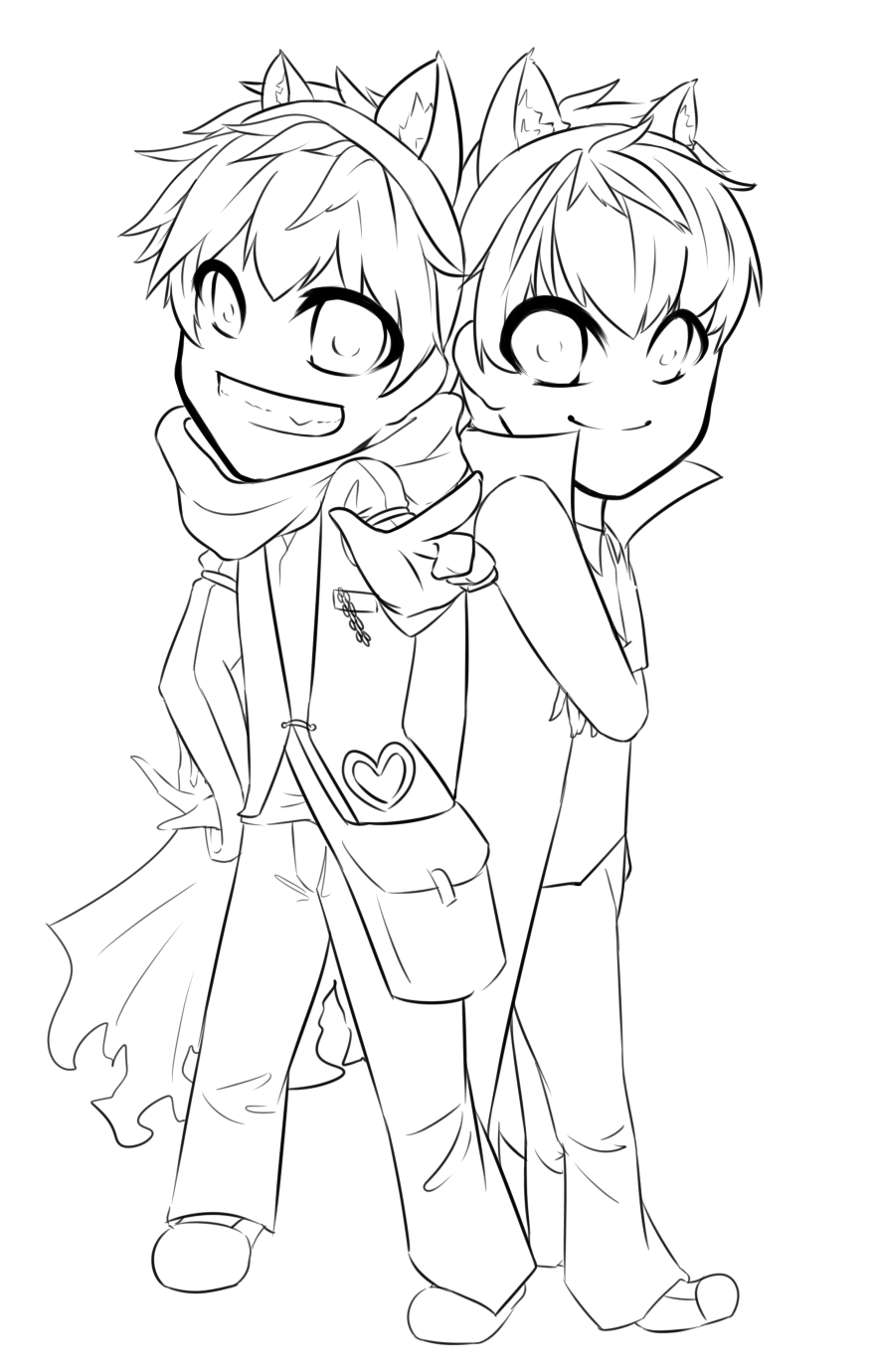 chibi couple coloring pages cute chibi couple coloring pages sketch coloring page coloring couple pages chibi